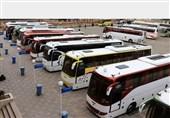 اخبار اربعین 98| اعزام روزانه 50 دستگاه اتوبوس از قم به پایانههای مرزی
