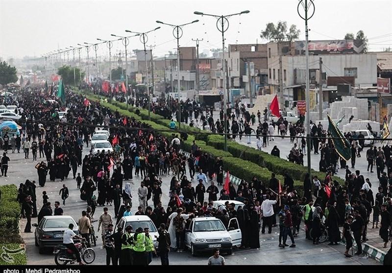 تازهترین اخبار اربعین 98| از برنامهریزی برای جاماندگان اربعین تا عذرخواهی مسئولان عراقی برای بسته شدن مرز + تصاویر
