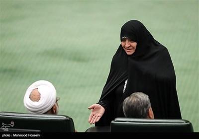 سهیلا جلودارزاده نماینده مردم تهران در مجلس شورای اسلامی