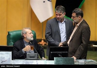 علی لاریجانی، رئیس مجلس شورای اسلامی