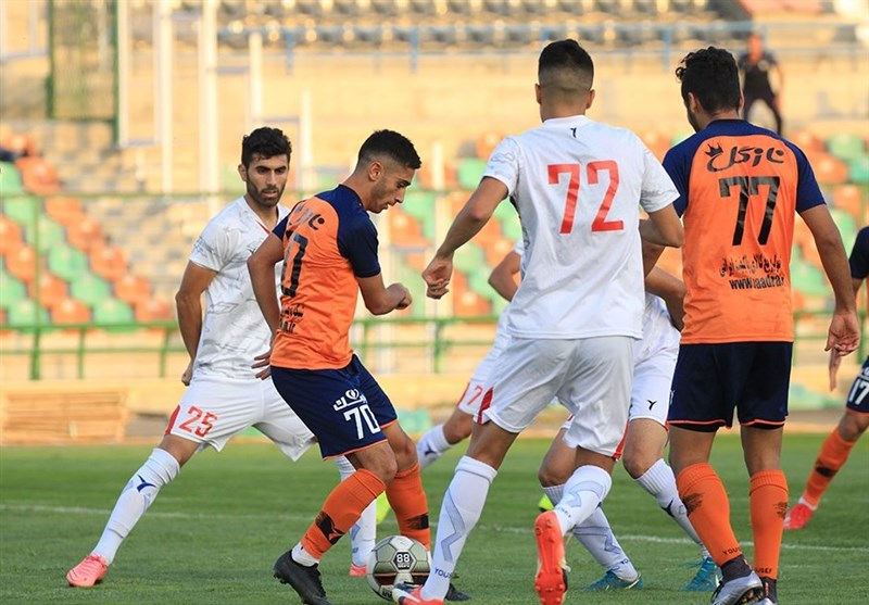 لیگ دسته اول فوتبال| ملوان و شهرداری تبریز به دنبال اولین برد