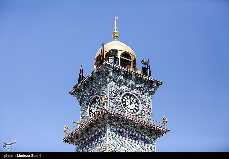 صحن حضرت فاطمه(س) در نجف اشرف با کمکهای مردمی احداث میشود