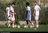 Iran U-23 Football Team Held by Indonesia in Friendly