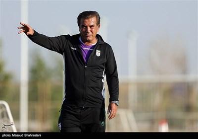 حمید استیلی سرمربی جدید تیم ملی فوتبال امید