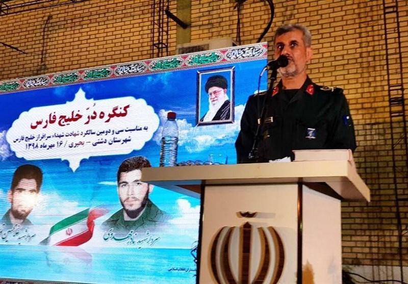بوشهر| خطای محاسباتی دشمن در خلیج فارس با پاسخی کوبنده مواجه میشود