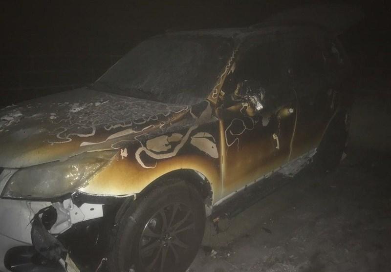 تهران| سوختن مرموز مرد جوان پس از آتشسوزی یک ساختمان + تصاویر