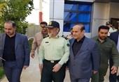 اخبار اربعین 98| سردار اشتری: امنیت کامل در مرزهای چهارگانه حاکم است/ افزایش 4 برابری خروج زائران اربعین