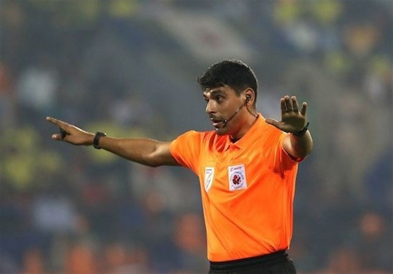 Indian Referee Banerjee to Officiate Iran, Cambodia Match