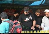 اخبار اربعین 98  موکب اربعین شهرستان لنگرود در نجف اشرف برپا شد