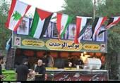 اخبار اربعین 98 |مواکب گروههای جهادی اربعین در مهران و ایلام به زائران خدمت رسانی میکنند