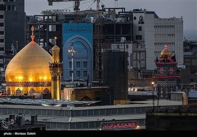 حرم حضرت علی (ع) در آستانه اربعین حسینی - نجف اشرف