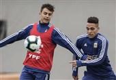 دیبالا و مارتینس در ترکیب اصلی آرژانتین مقابل آلمان بازی میکنند