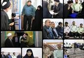 دیدار صمیمی نماینده ولی فقیه در خراسان جنوبی با خانواده شهدا + فیلم