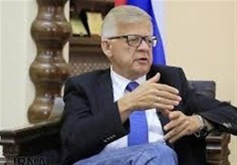 لبنان|سفیر روسیه: آمریکا به دنبال ایجاد هرج ومرج در لبنان است