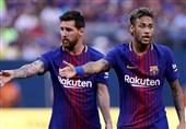 مسی: باورم شده بود که نیمار به رئال مادرید میرود/ دمبله نمیتواند به زبان اسپانیایی از داور انتقاد کند