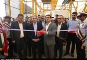 افتتاح نیروگاه گازی تولید آب و برق در بندر بوشهر به روایت تصویر