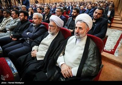 حجتالاسلام مجتبی ذوالنور در آیین نکوداشت سیوهشتمین سالروز تأسیس سازمان بازرسی کل کشور
