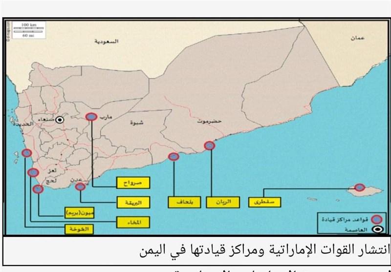نقش امارات در تحولات یمن، از واقعیت تا مانور تبلیغاتی