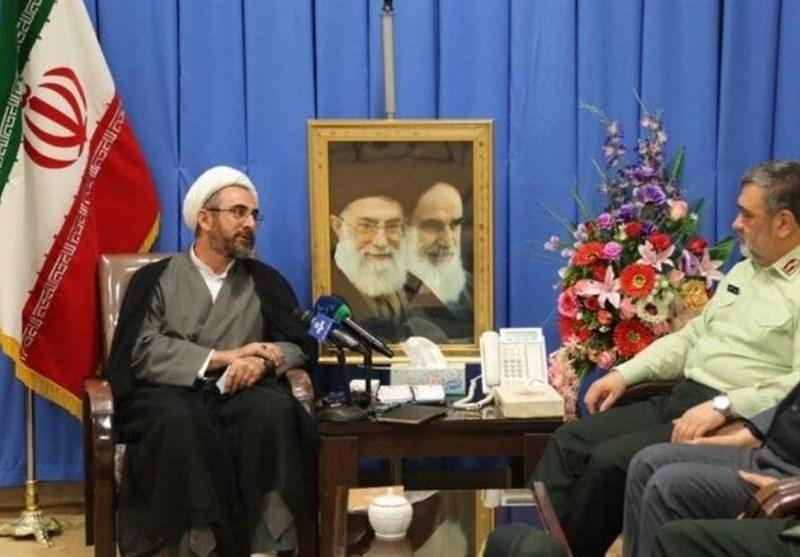 سردار اشتری: خروج غیرقانونی زائر از مرزهای چهارگانه نداشتهایم / امنیت پایدار بر مرزها حاکم است