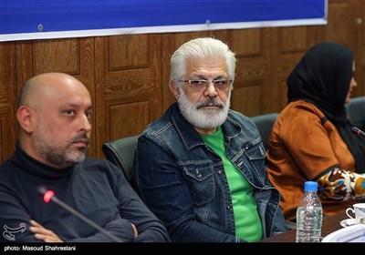 پرویز فلاحی پور در نشست خبری عوامل سریال ترور خاموش