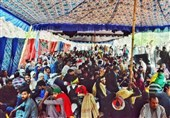نخست وزیر منطقه آزاد کشمیر خواستار پایان تحصن معترضین در مرز با هند شد