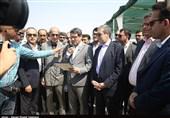 بوشهر| ساخت اسکله تجاری بندر بوالخیر تنگستان آغاز شد+تصاویر