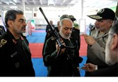 سردار عبداللهی: دستاوردهای صنایع دفاع در تراز کشورهای برتر جهان است