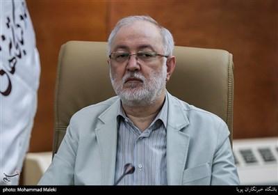 علیرضا مختار پور دبیرکل نهاد کتابخانه های عمومی کشور