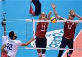 جام جهانی والیبال| سقوط یک پلهای ایران + نتایج، برنامه و جدول