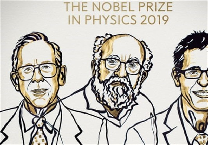 جایزه صلح نوبل 2019 در زمینه فیزیک به یک کیهانشناس و دو اخترشناس رسید