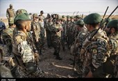 Iran Begins New War Game on Southeastern Coasts