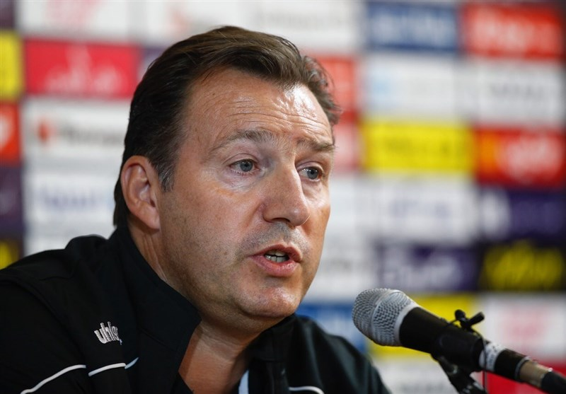 Marc Wilmots on Verge of Parting Company with Iran: Report