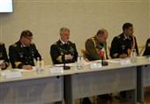 نشست فرماندهان نیروهای دریایی کشورهای حوزه خزر برگزار شد