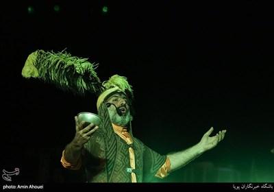 پروژه نمایشی - موسیقایی (سوگ آزادگی)