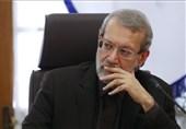 لاریجانی: إیران ترحب بالوساطة بشان القضیة الیمنیة
