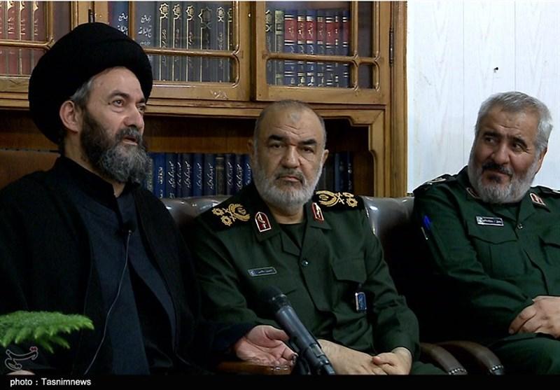 تکرار/ فرمانده کل سپاه: گزینههای روی میز دیگر عملی نیست / آمریکا در برابر قدرت ایران ناکام مانده است