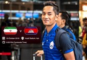 رسانه کامبوجی: ایران بهتر از برخی تیمهای اروپایی است