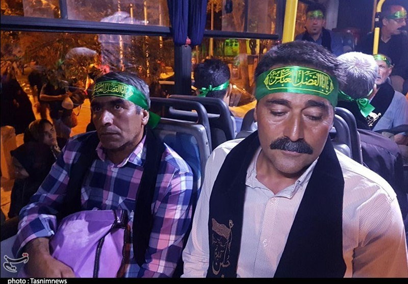 اخبار اربعین 98| اعزام 40 پاکبان شهرداری کاشان به کربلا به روایت تصویر