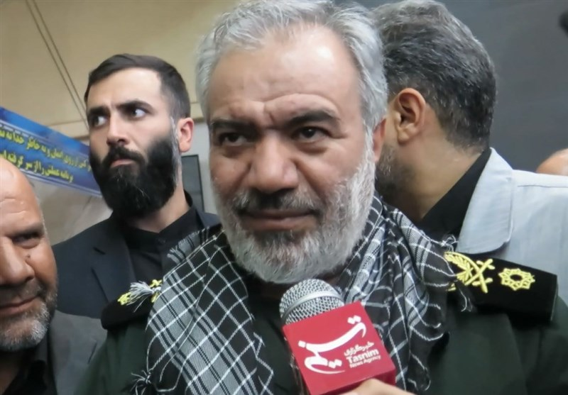 IRGC Commander: Americans Dare Not Fire Even A Single Bullet at Iran