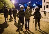 زخمی شدن 51 فلسطینی در حمله نظامیان صهیونیست