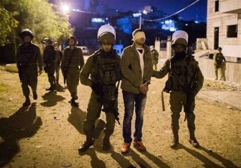 یورش بامدادی نظامیان صهیونیست به منازل مردم فلسطین در کرانه باختری