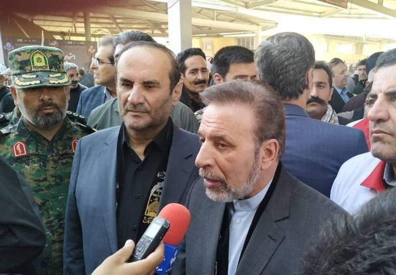 اخبار اربعین 98| واعظی: تردد زائران اربعین از مرز مهران 3 برابر شد / تردد 24 ساعته مردم از مرز