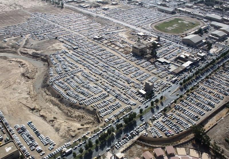 آخرین اخبار اربعین 98 |پارکینگ بزرگ اربعین در مرز مهران همچنان ظرفیت خالی دارد