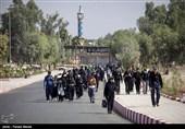 آخرین وضعیت مرز خسروی | افزایش 2 برابری تردد زائران / اسکان شبانه 20هزار نفر در قصرشیرین