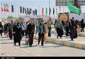 آخرین وضعیت مرز مهران| رکورد تردد زائران در مرز مهران شکسته شد / پیشبینی حضور 5 میلیون زائر در اربعین 98 