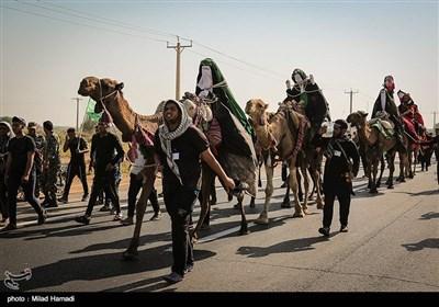 خروج زائران اربعین حسینی از مرز چذابه