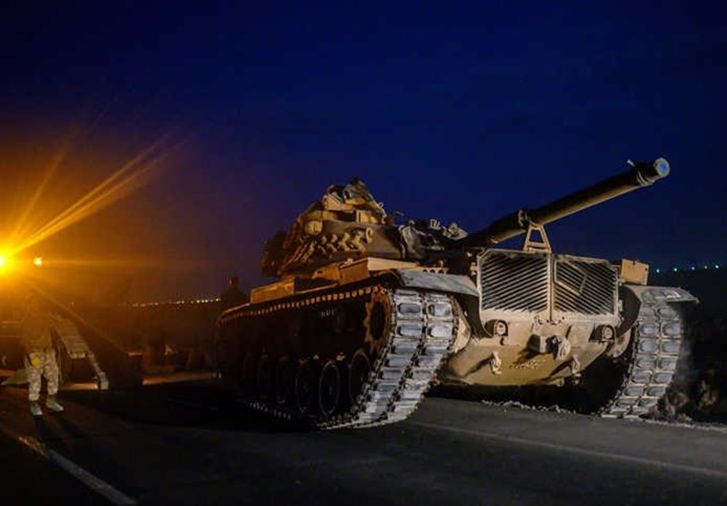 Finland Suspends Arms Export to Turkey amid Offensive in Syria