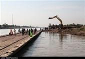 وعده ارتش محقق شد؛ آغاز ساخت پل بتنی عنافچه تا 2 ماه دیگر