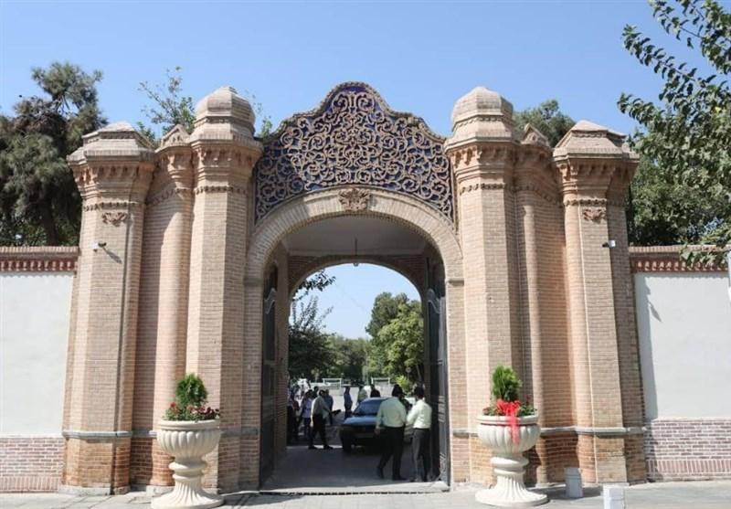 سردر تاریخی پلیس آگاهی تهران رونمایی شد