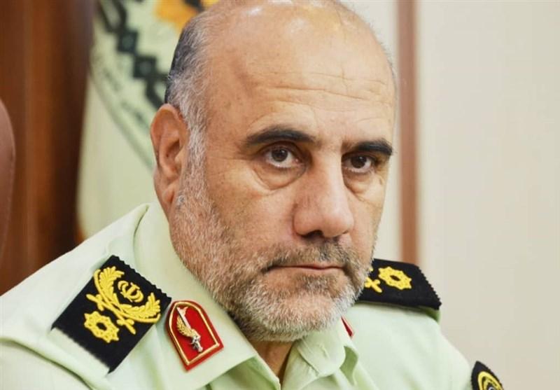 رئیس پلیس تهران: کار مقابله با کرونا از ارشاد و تذکر گذشته است